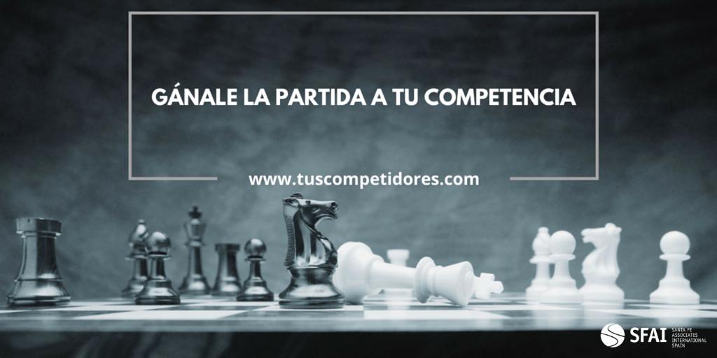 Ganale la partida a tu competencia