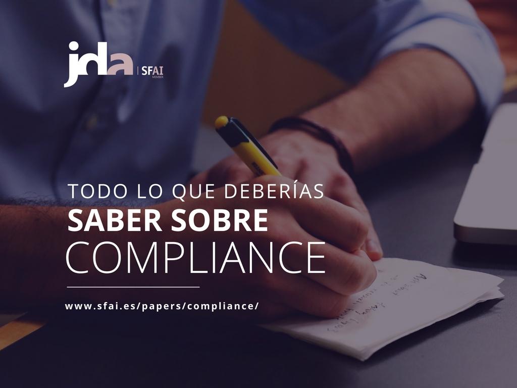 Todo lo que deberías saber sobre Compliance_sfai