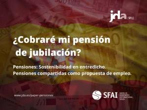 ¿Quedará dinero para pagar pensión de jubilación-¿