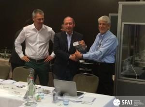Pemio golden partner a SFAI Spain