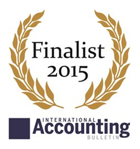 foto premio International Accounting Bulleting