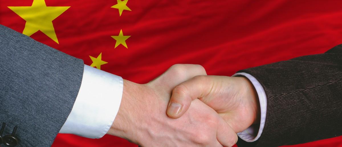 Desayuno de trabajo sobre alianzas estrategicas con empresas chinas