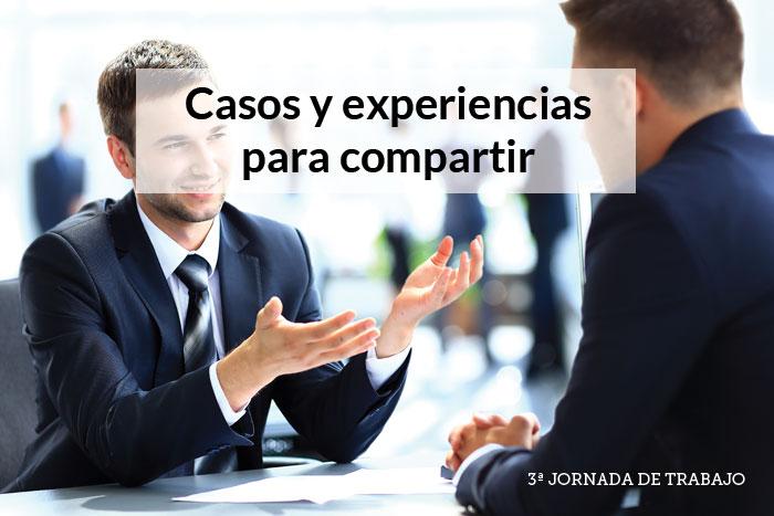 3ª Jornada de Trabajo: Casos y experiencias para compartir organizado por Amado Consultores