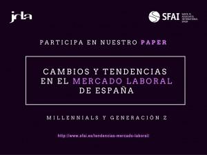 Millennials y Generación Z: Cambios y tendencias en el mercado laboral de España