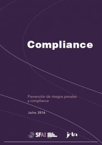Portada Paper Compliance SFAI Spain