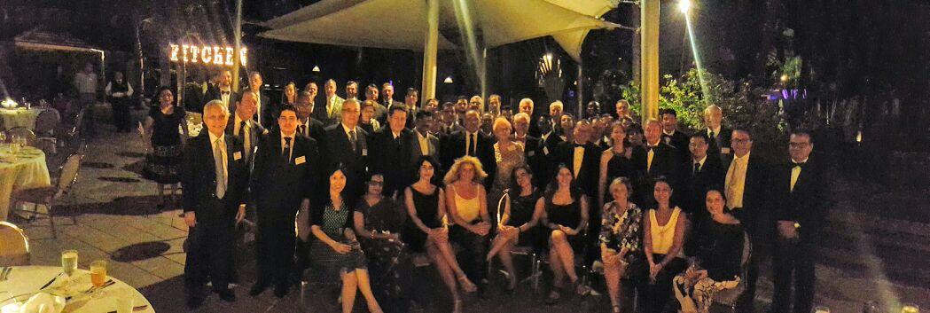 Encuentro internacional de la red de despachos profesionales SFAI en Miami