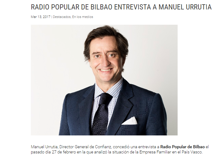 Entrevista a Manuel Urrutia