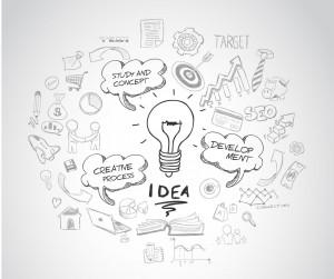 El arte de pasar de una idea al nacimiento de una empresa