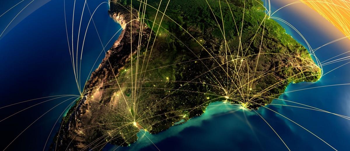 La red SFAI presente en Colombia, Nicaragua y Bolivia
