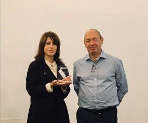 Premio Social Media & Publications SFAI Spain
