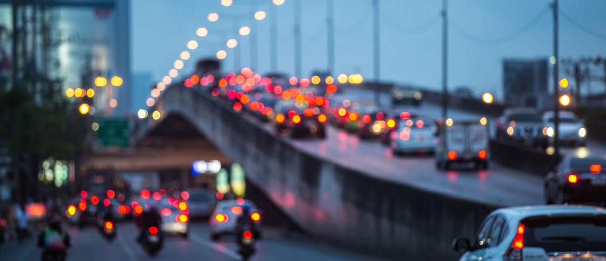 38284001 - blurred traffic