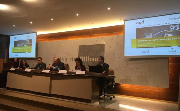 APD y Confianz organizaron la jornada Directrices en materia retributiva para 2019
