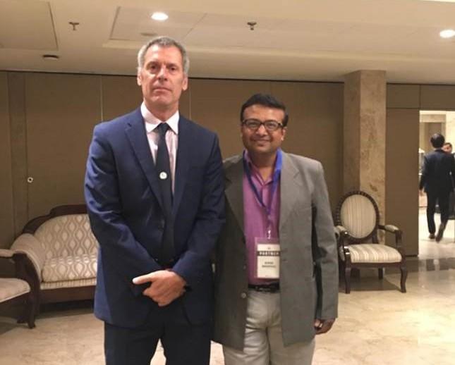 SFAI designa a Hirak Bhansali Oficial técnico responsable para la región asiática