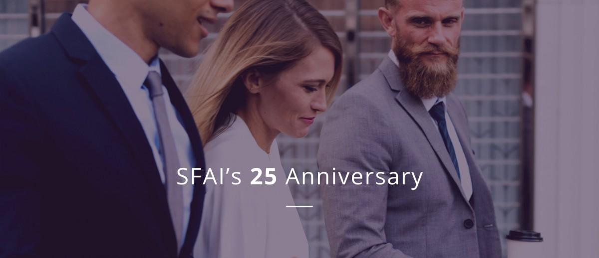 SFAI's 25 Anniversary