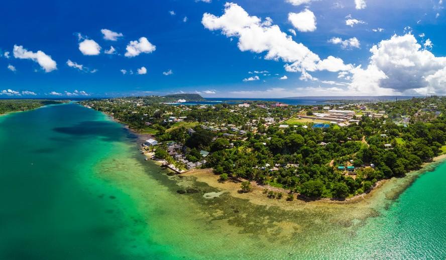 Tropical holidays, Efate, Port Vila, Vanuatu